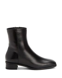 Aquatalia - Women's Lucie Weatherproof Leather Dress Boots