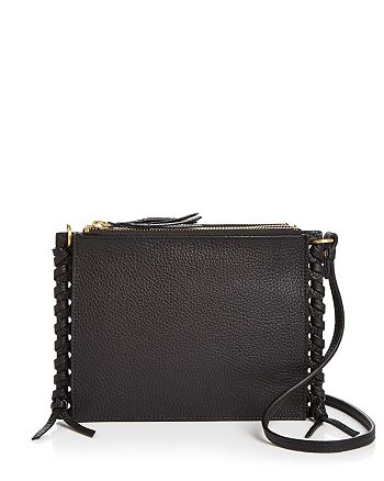 Annabel Ingall - Everly Pebbled Leather Crossbody