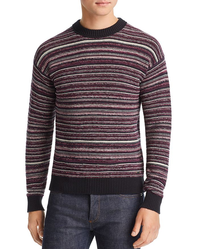 BOSS Hugo Boss - Kasteli Modern Striped Sweater