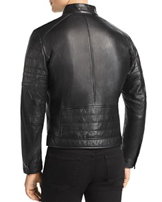 BOSS Hugo Boss - Gelim Leather Jacket