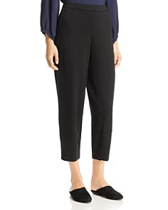 Eileen Fisher Petites - Lantern Ankle Pants