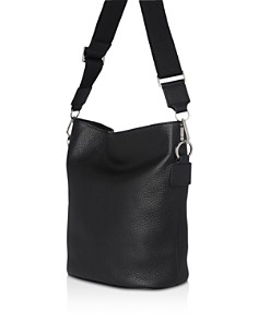 Whistles - Franklin Soft Leather Shoulder Bag
