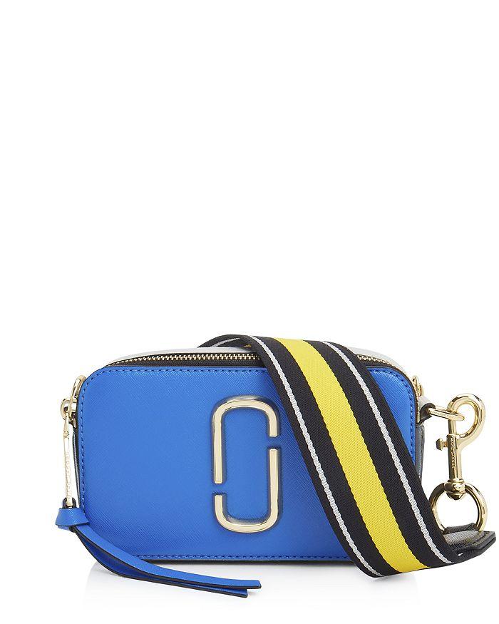 30e160c6d3a2d MARC JACOBS - Snapshot Leather Camera Bag