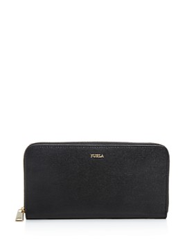 Furla - Babylon Leather Continental Wallet
