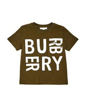 2ac1f009b5b7 Burberry - Boys  Furgus Logo Tee - Little Kid