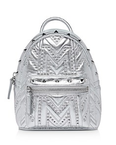 MCM - Stark Quilted Studs Backpack