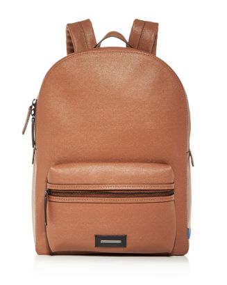 Paul Textured Leather Backpack by Uri Minkoff