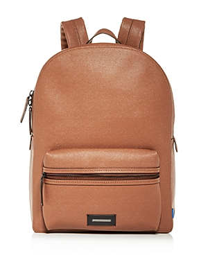 Uri Minkoff Paul Textured Leather Backpack