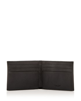 COACH - Signature Coated Canvas Slim Bi-Fold Wallet