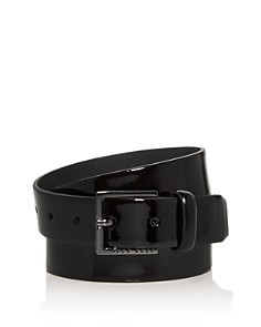 HUGO - Cyngo Patent Leather Belt