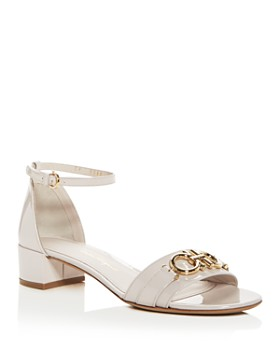 74ed882a61 Salvatore Ferragamo - Women s Como Ankle Strap Block-Heel Sandals ...