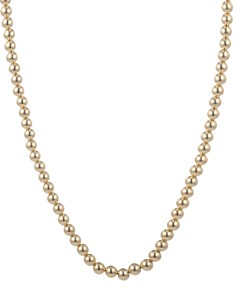 Ralph Lauren - Beaded Toggle Necklace, 17""