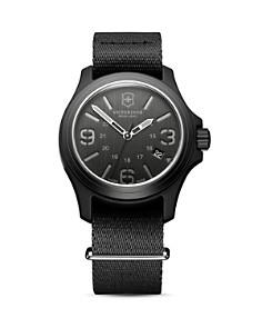 Victorinox Swiss Army - Original Black Watch, 40mm