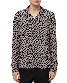 ALLSAINTS - Piero Slim Fit Button-Down Shirt