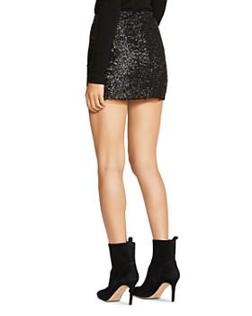 Bailey 44 - Sequined Mini Skirt