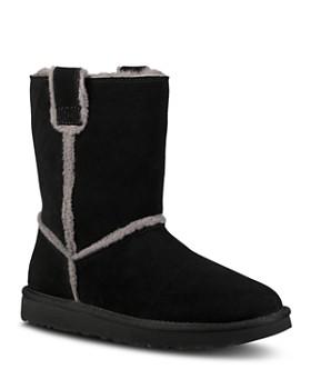UGG® - Women s Classic Short Spill Seam Boots ... 9923d06bf5b