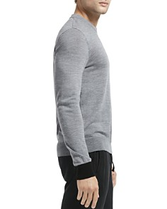 ATM Anthony Thomas Melillo - Contrast-Cuff Merino Wool Sweater