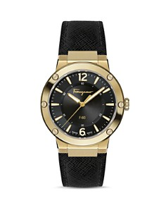Salvatore Ferragamo - F-80 Watch, 34mm