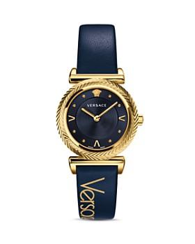 Versace Collection - V-Motif Vintage Logo Watch, 35mm