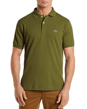 Lacoste - Heathered Pique Polo 80137d2febb6