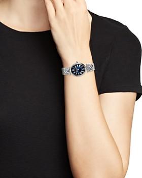 Frederique Constant - Art Deco Oval Watch, 30mm x 25mm