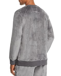 Daniel Buchler - Long-Sleeve Velour Lounge Sweatshirt