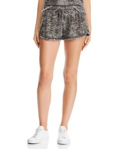 Bella Dahl - extured Drawstring Shorts