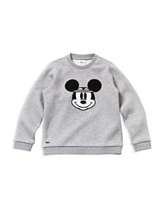 Lacoste - Boys' Lacoste x Mickey Collaboration Sweatshirt - Little Kid, Big Kid