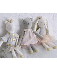 Albetta - Velvet Unicorn Doll - Ages 0+