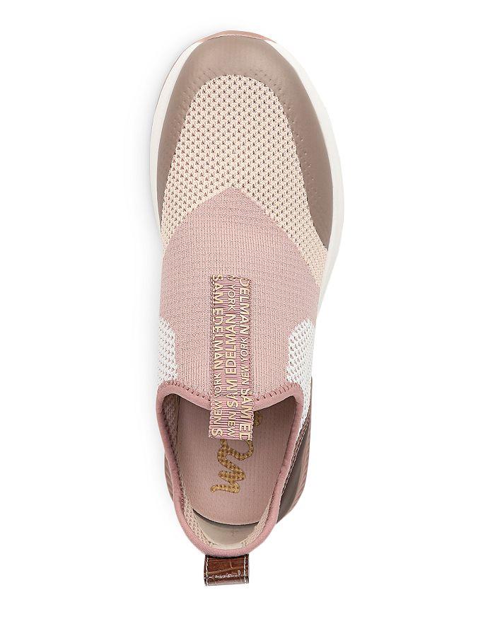 1e8564f3c Sam Edelman - Women s Dania Knit Slip On Sneakers