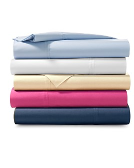 Ralph Lauren - RL 464 Percale Fitted Sheet, Queen