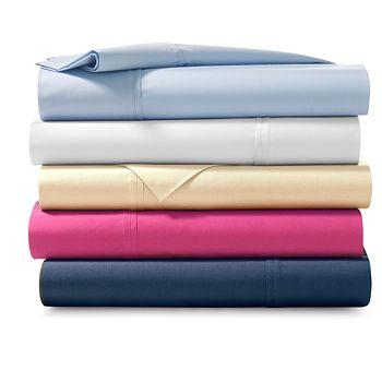 Ralph Lauren - RL 464 Percale Flat Sheet, Twin