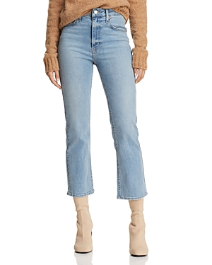 Levi's Mile High Crop Flare Jeans in Late to the Game