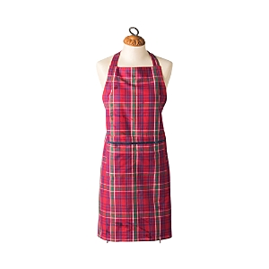 Juliska Red Tartan Apron-Home