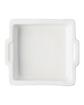 Juliska - Puro Whitewash Square Baking Dish