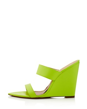 SCHUTZ - Women's Soraya Wedge Heel Sandals