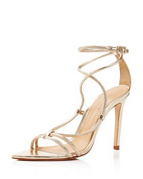 c2f0ee8e030bb SCHUTZ - Women s Evellyn Strappy High-Heel Sandals ...