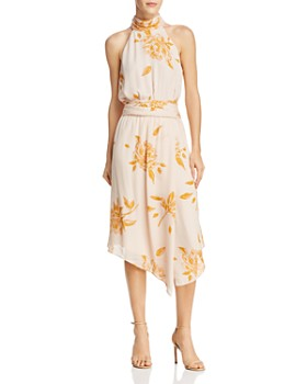 Joie - Kehlani Floral Silk Dress