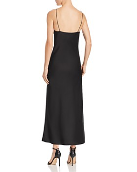 Anine Bing - Rosemary Silk Slip Dress