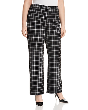 Lysse Plus Jackie Printed Wide-Leg Pants
