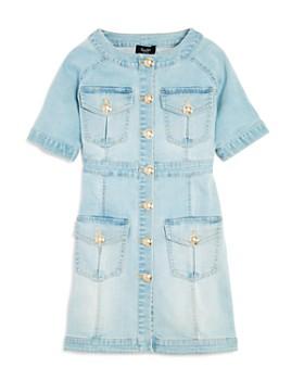 f01384a6560 Bardot Junior - Girls  Mila Denim Dress - Big Kid ...