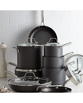 Calphalon - Classic Nonstick 14-Piece Cookware Set