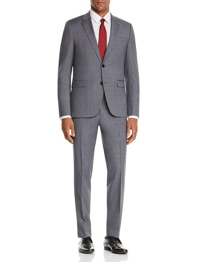 HUGO - Glen Plaid Slim Fit Suit Separates - 100% Exclusive