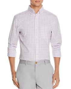 Vineyard Vines - Murray Windowpane Check-Print Classic Fit Button-Down Shirt