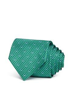 Salvatore Ferragamo - Micro-Gancini Silk Classic Tie