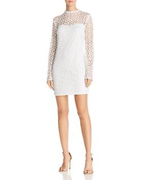 white dresses bloomingdale s
