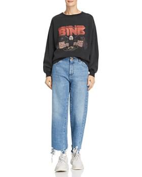 Anine Bing - Vintage Eagle-Graphic Sweatshirt