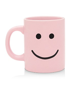 ban.do - Happy Face Ceramic Mug