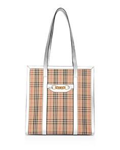 Burberry - 1983 Check Link Tote Bag