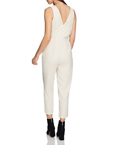 1.STATE - Cropped Wrap Jumpsuit